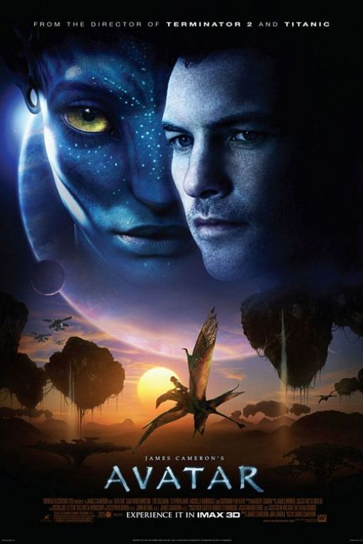Avatar (2009) (Rating 8,5) DVD9620