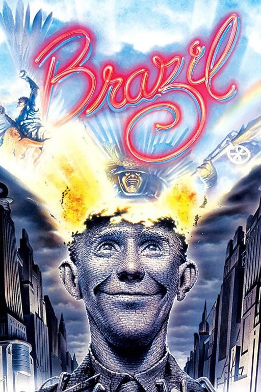 Brazil (1985) (Rating 8,1) DVD7730