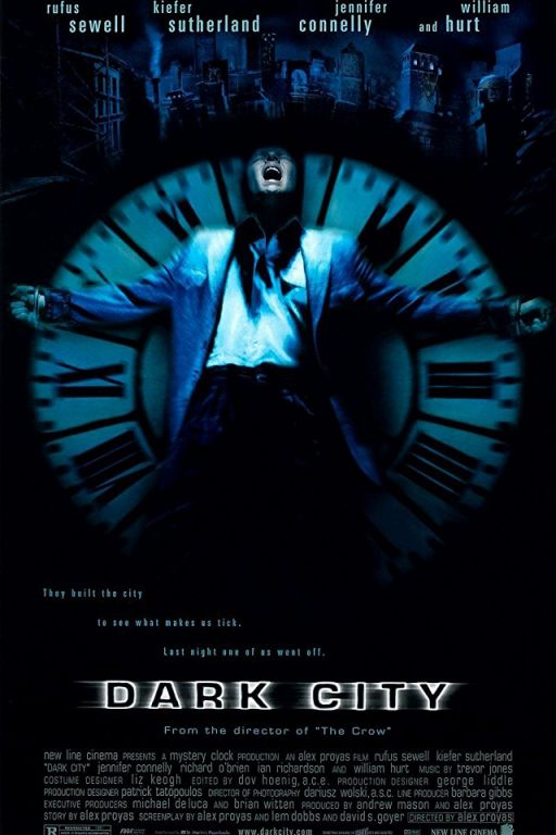 Dark City (1998) (Rating 8,5) (OmeU) DVD337