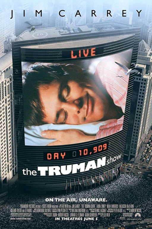 Die Truman Show - The Truman Show (1998) (Rating 8,5) DVD39