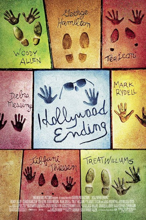 Hollywood ending (2002) (Rating 7,0) (Code 1) (OmeU) DVD7154