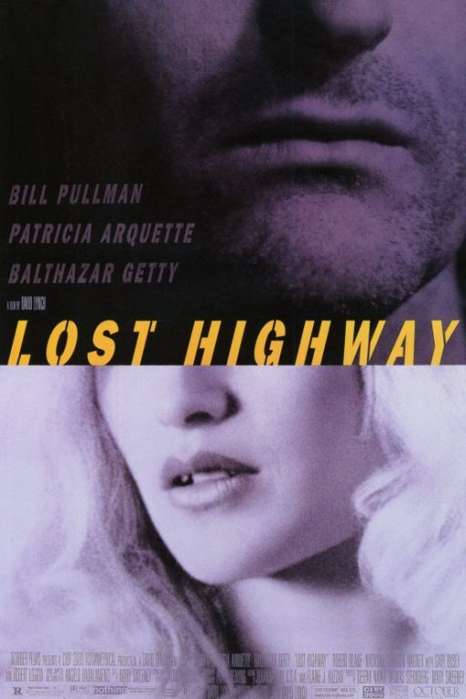 Lost Highway (1997) (Rating 6,5) DVD6043