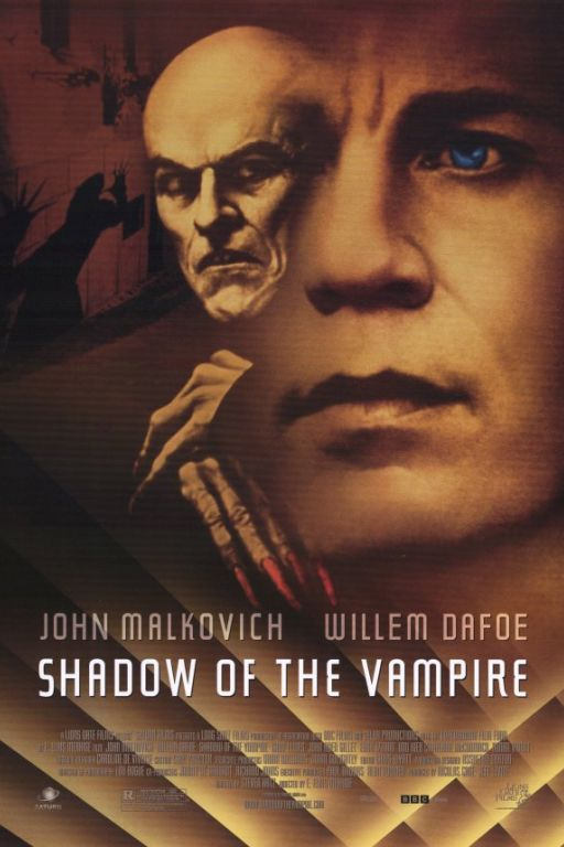 Shadow of the vampire (2000) (Rating 8,0) DVD2123