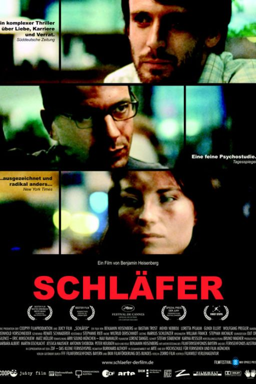 Sleeper - Schläfer (2005) (Rating 7,3) DVD4414