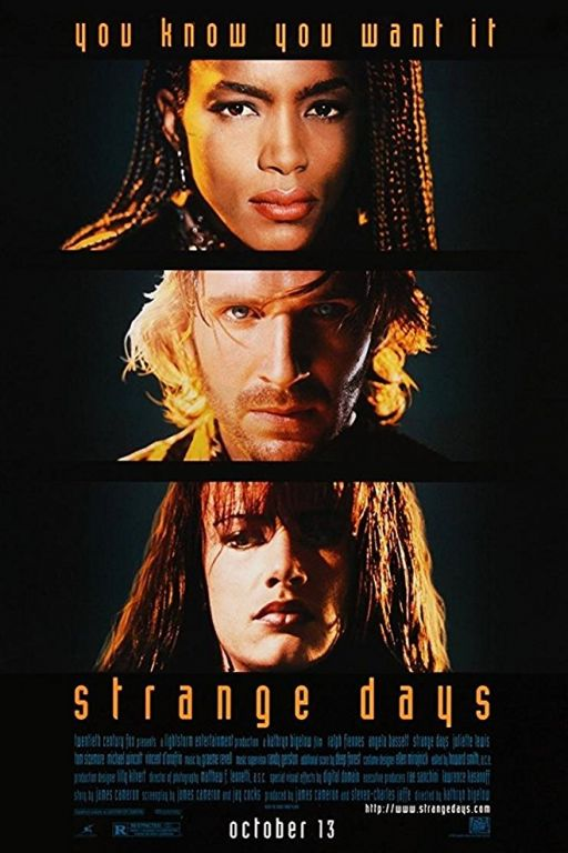 Strange Days (1995) (Rating 8,0) DVD4991