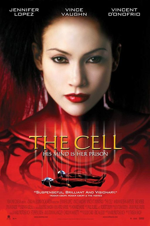 The Cell (2000) (Rating 7,5) DVD8442