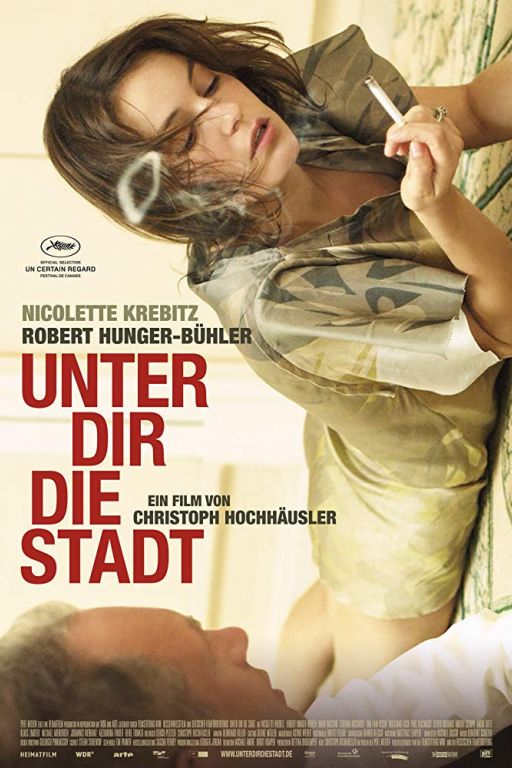 The City Below - Unter Dir die Stadt (2010) (Rating 7,3) (OmeU) DVD4058