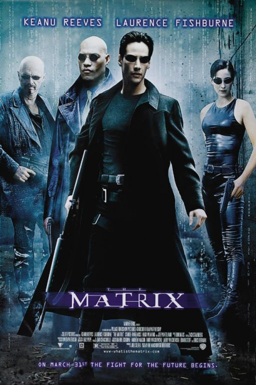 The Matrix (1999) (Rating 8,7) DVD30
