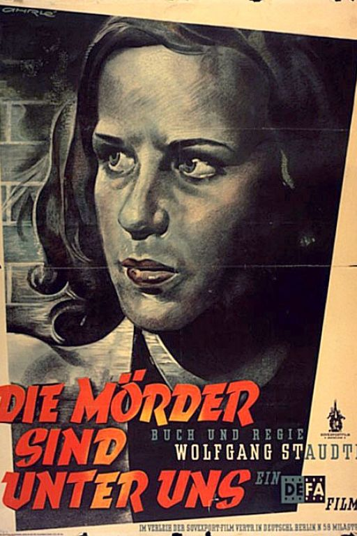 The Murderers Are Among Us - Die Mörder sind unter uns (1946) (Rating 7,9) DVD6037