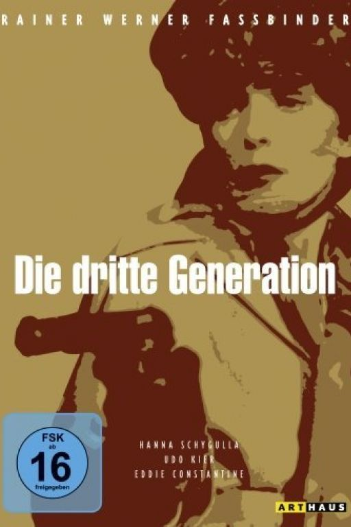 The Third Generation - Die Dritte Generation (1979) (Rating 8,0) DVD127