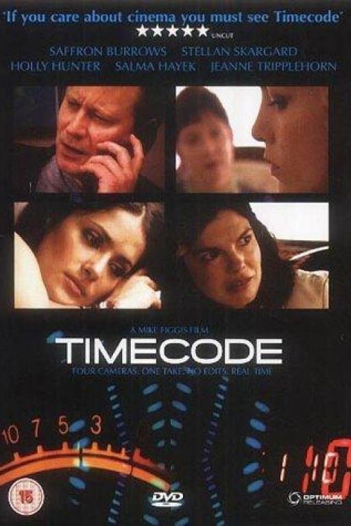 Timecode (2000) (Rating 7,4) (OF) DVD4396