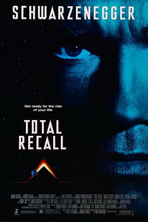 Total recall (1990) (Rating 8,0) DVD152