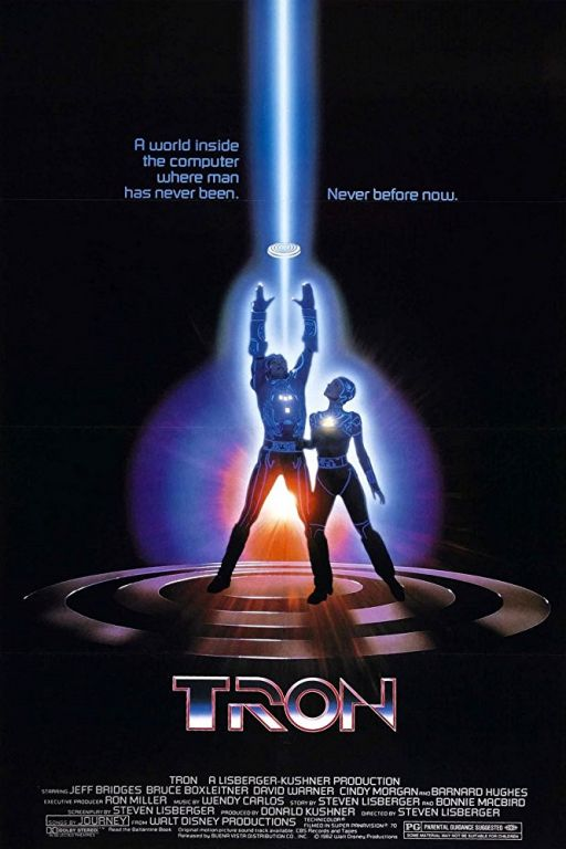 Tron (1982) (Rating 8,0) (OmeU) DVD3214