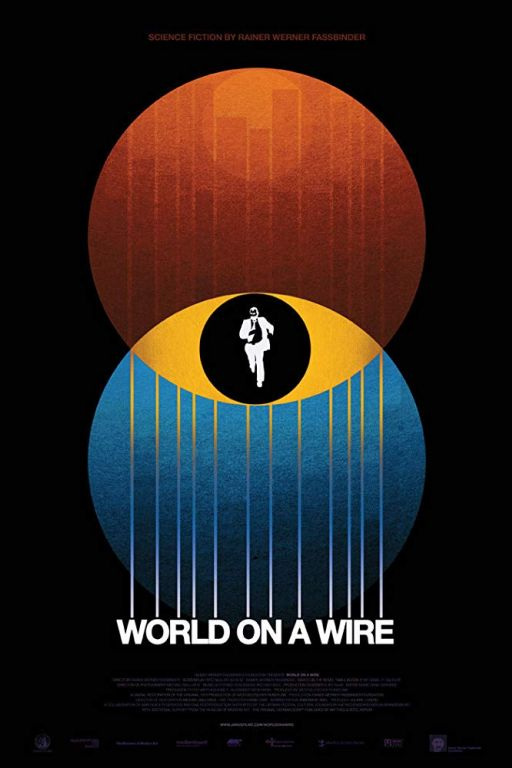 World on a wire - Welt am Draht - Season 1,1 (1973) (Rating 8,5) (OmeU) DVD1384