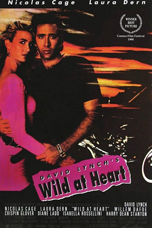 Wild at Heart (1990) (Rating 6,5) DVD681