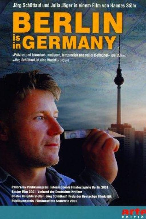 Berlin is in Germany (2001) (Rating 8,0) (OmeU) DVD656