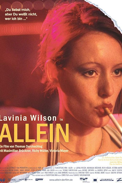 Alone - Allein (2004) (Rating 7,8) DVD3185 + 10084