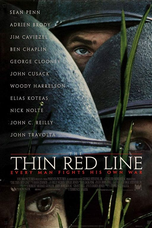 Der schmale Grat - The Thin Red Line (1998) (Rating 9,0) DVD3236