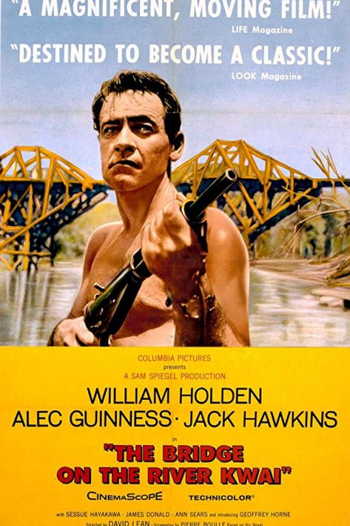 Die Brücke am Kwai - The bridge on the river Kwai (1957) (Rating 8,3) DVD7413