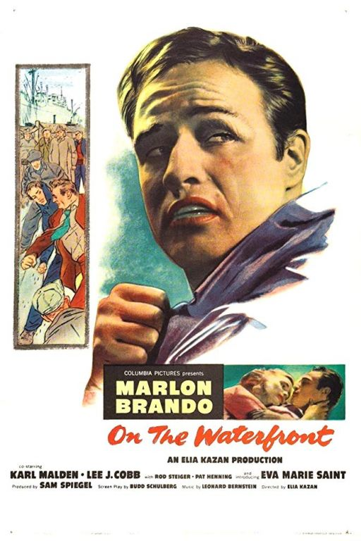 Die Faust im Nacken - On the Waterfront (1954) (Rating 9,0) DVD1538