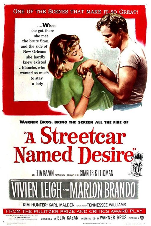 Endstation Sehnsucht - A Streetcar Named Desire (1951) (Rating 9,1) DVD3644