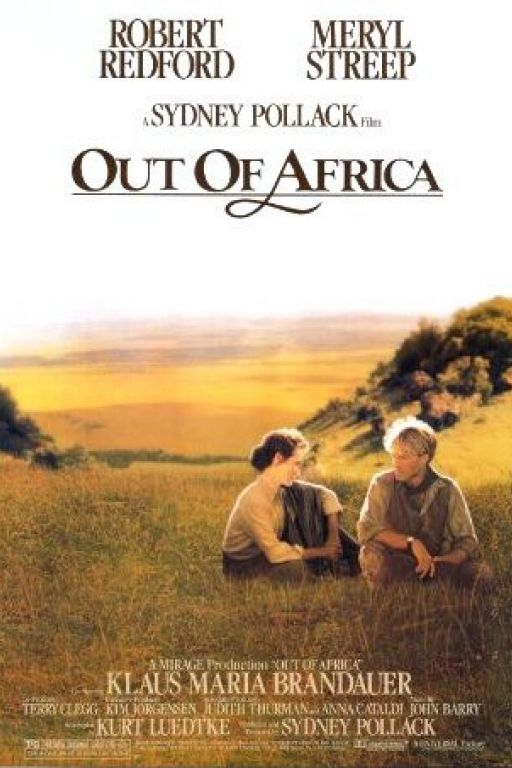 Jenseits von Afrika - Out Of Africa (1985) (Rating 8,0) DVD93