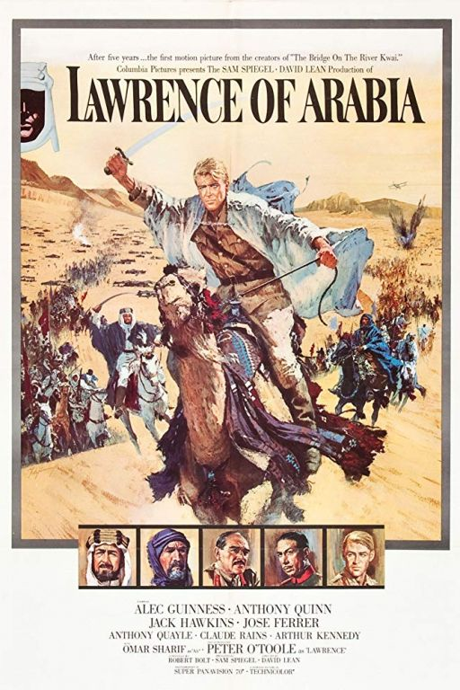Lawrence von Arabien - Lawrence of Arabia (1962) (Rating 9,0) DVD1570