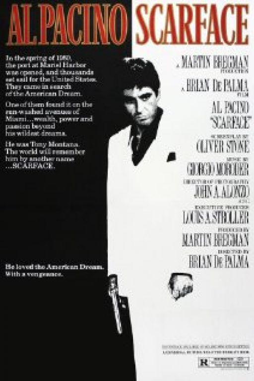 Scarface (1983) (Rating 9,0) DVD6400+2722