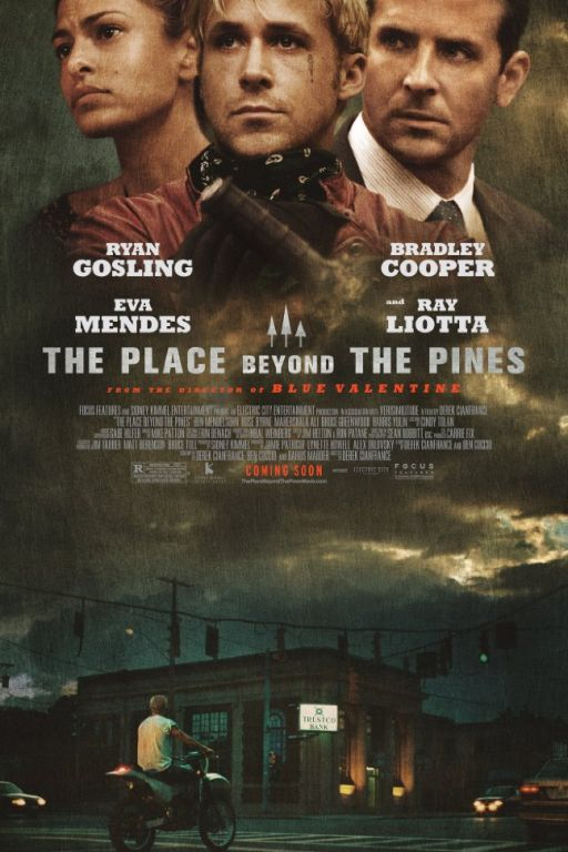 The Place Beyond the Pines (2012) (Rating 8,0) DVD7627