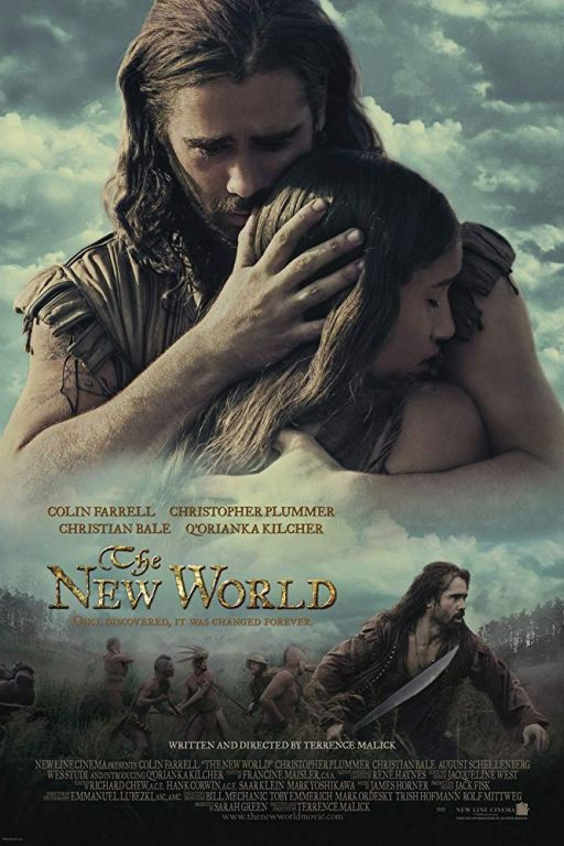 The new world (2005) (Rating 8,9) DVD3622