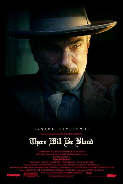 There will be blood (2007) (Rating 9,0) DVD7635