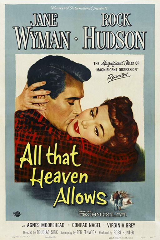 Was der Himmel erlaubt - All That Heaven Allows (1955) (Rating 8,0) (OF) DVD3288