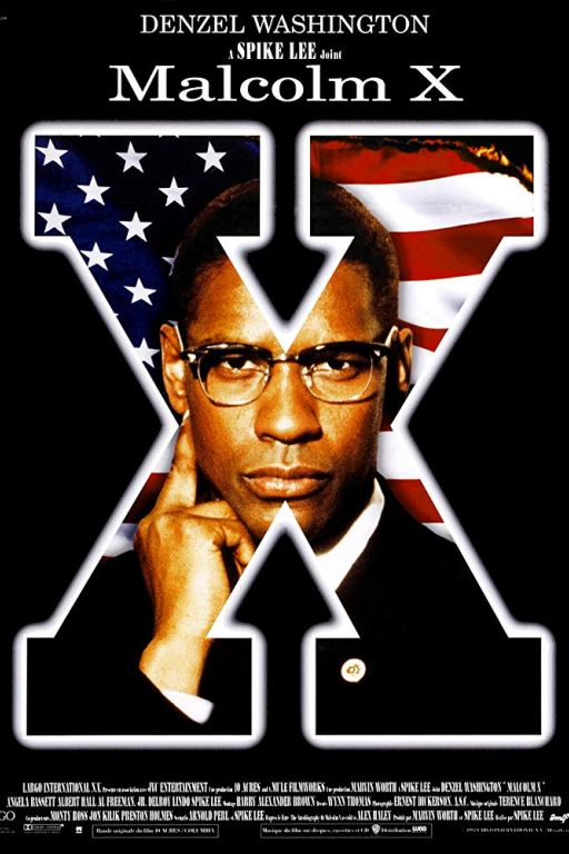 Malcolm X (1992) (Rating 7,7) DVD1285