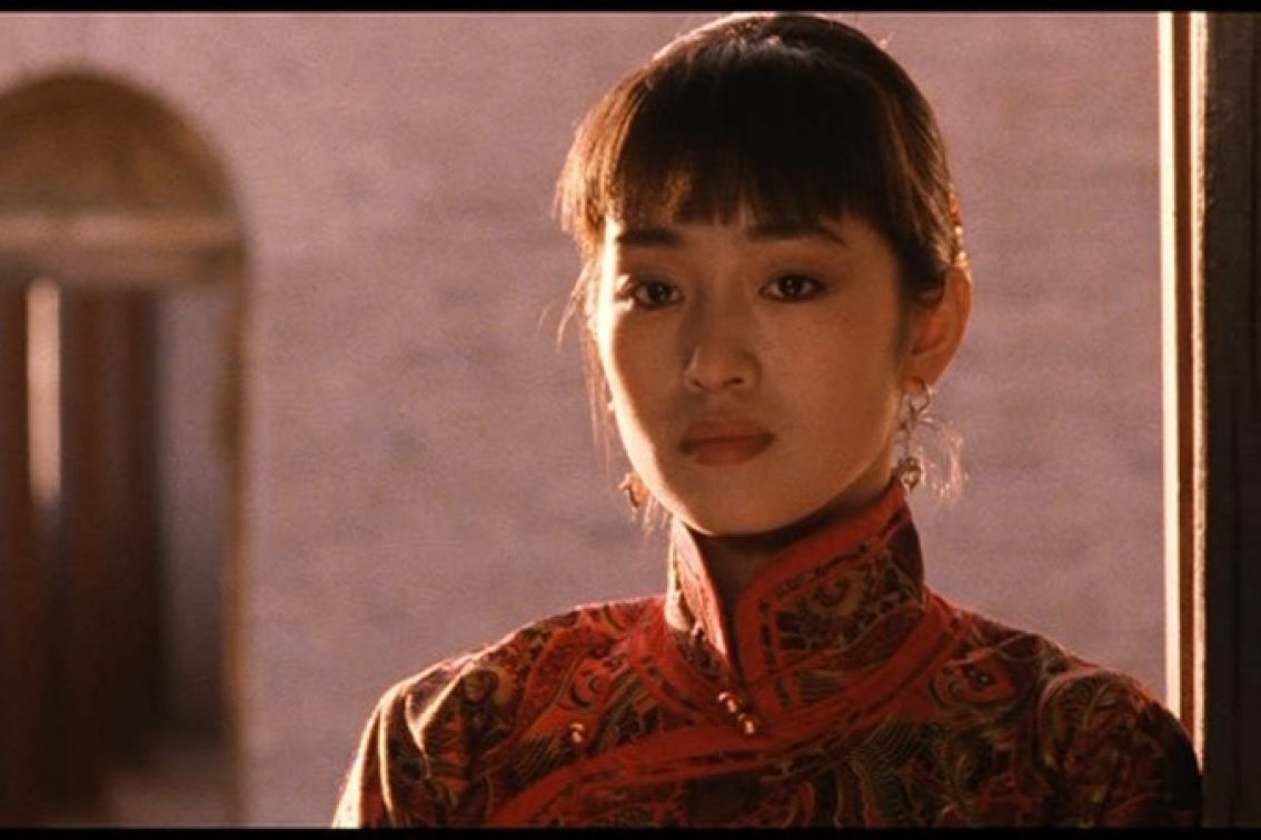 youtube: Zhang Yimou - Raise The Red Lantern. Ist...